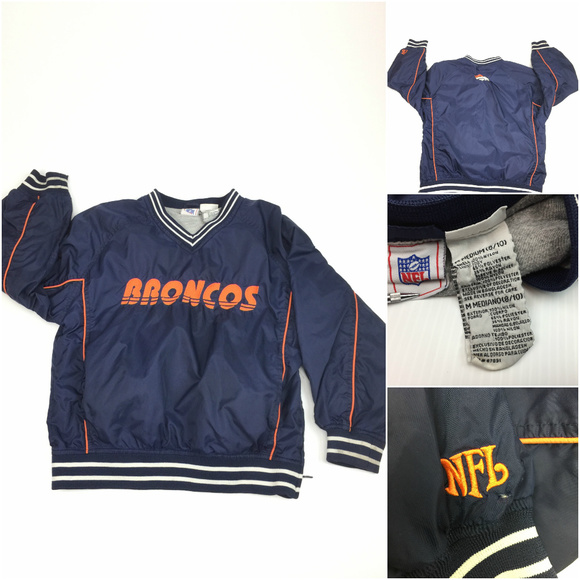 Denver Broncos Youth insulated pullover G10-2-14 88f2162e3